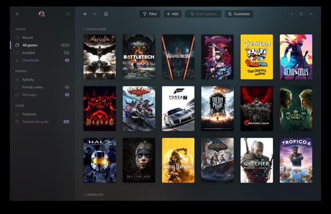 GOG 2.0 - gry z wszystkich platform i konsol w jednym miejscu [3]