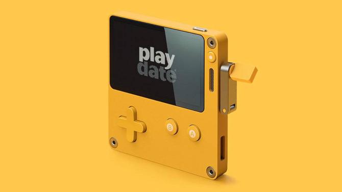 Playdate: Soczyście żółta konsola z krzyżakiem i korbką? [3]