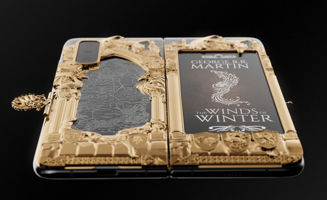 Samsung Galaxy Fold Game of Thrones Edition za ponad 8 tys. dol. [1]