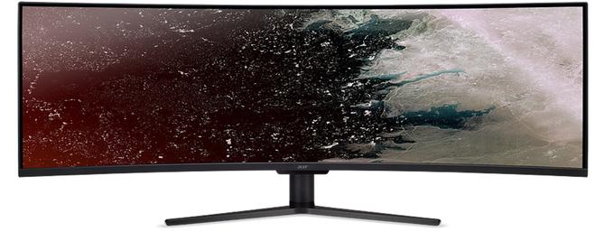Acer Nitro El491CR P - nowy ultrapanoramiczny monitor dla graczy [2]