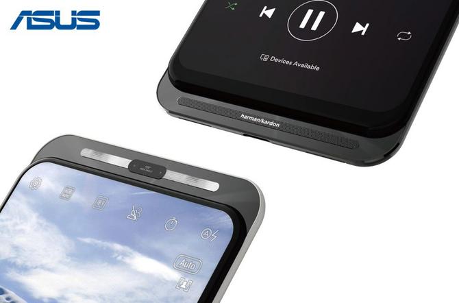 ASUS: smartfon-slider rozsuwany w dwie strony - w górę i w dół [1]