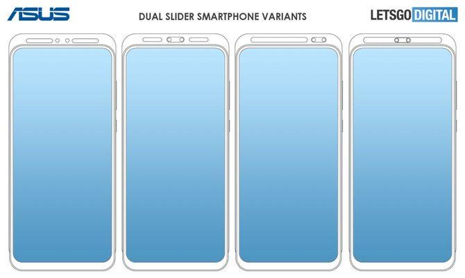 ASUS: smartfon-slider rozsuwany w dwie strony - w górę i w dół [2]