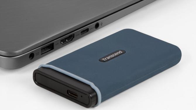 Transcend ESD350C - zewnętrzny dysk SSD PCIe do 960 GB [2]