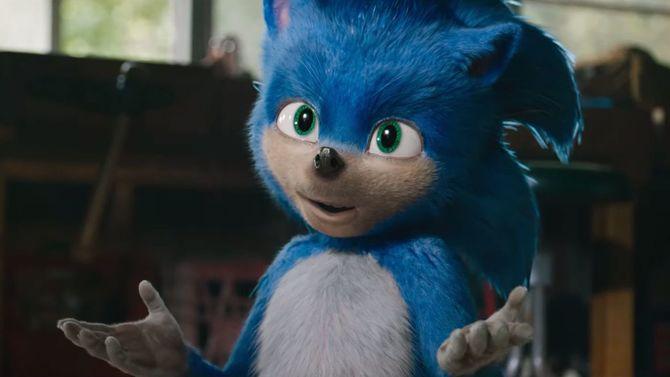 Sonic the Hedgehog - poprawki CGI opóźnią premierę filmu [1]