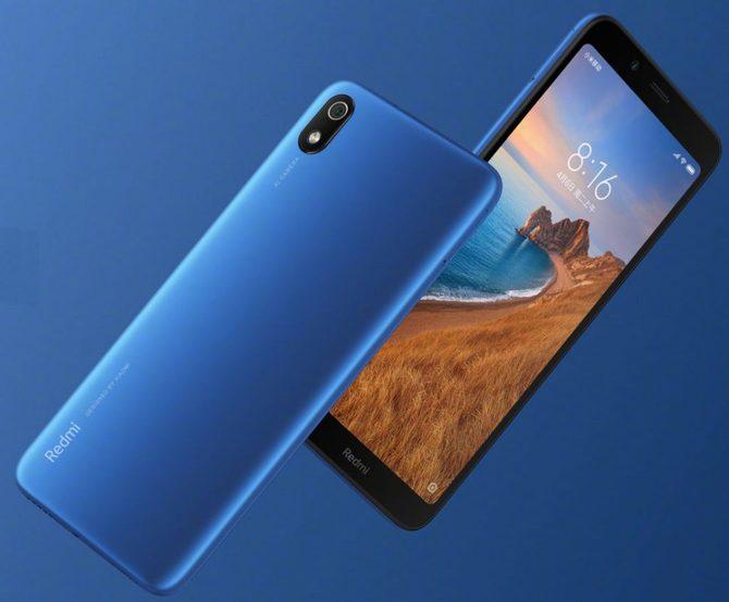 Xiaomi Redmi 7A - premiera obiecującego smartfona z niższej półki [3]