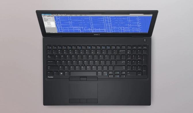 Dell Precision 7740 z układami graficznymi NVIDIA Quadro RTX 5000 [2]