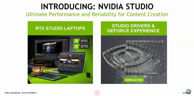 Karty Quadro RTX 3000, RTX 4000 i RTX 5000 debiutują w laptopach [1]