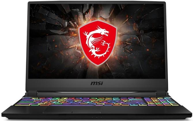 MSI zapowiada notebooka GE65 Raider z kartami GeForce RTX 20x0 [3]