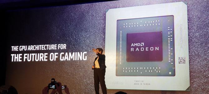 AMD Radeon RX 5000/RX 5700 - pierwsza zapowiedź 7 nm kart NAVI [1]