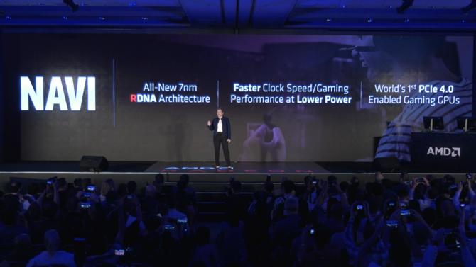 AMD Radeon RX 5000/RX 5700 - pierwsza zapowiedź 7 nm kart NAVI [3]