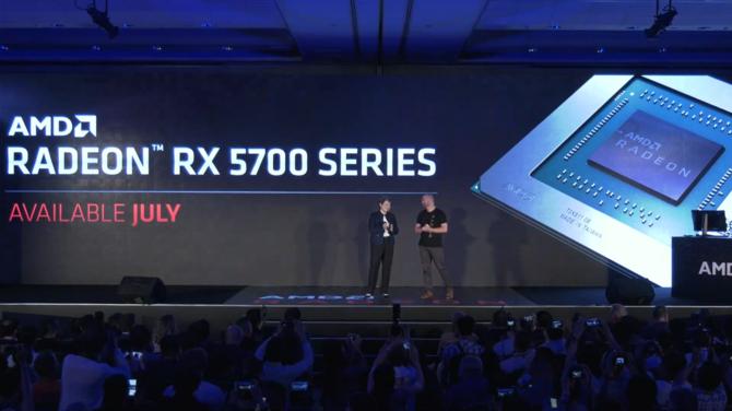 AMD Radeon RX 5000/RX 5700 - pierwsza zapowiedź 7 nm kart NAVI [6]