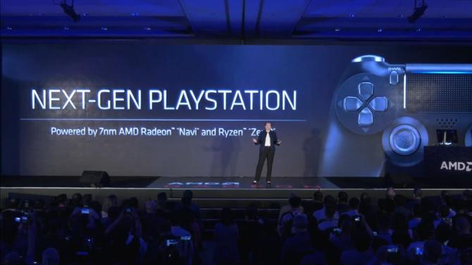 AMD Radeon RX 5000/RX 5700 - pierwsza zapowiedź 7 nm kart NAVI [7]