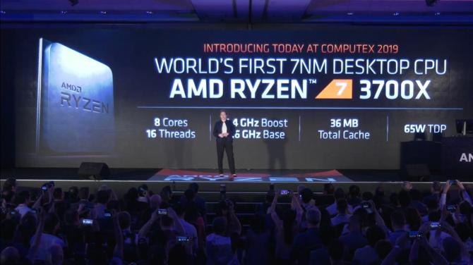 AMD Ryzen 9 3900X oficjalnie - 12 rdzeni i 24 wątki w cenie 499 USD [5]