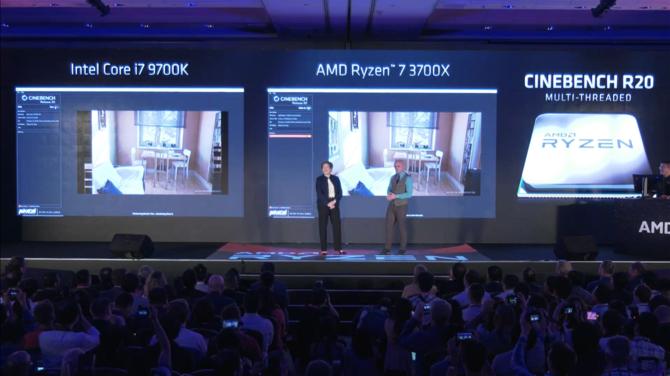 AMD Ryzen 9 3900X oficjalnie - 12 rdzeni i 24 wątki w cenie 499 USD [7]
