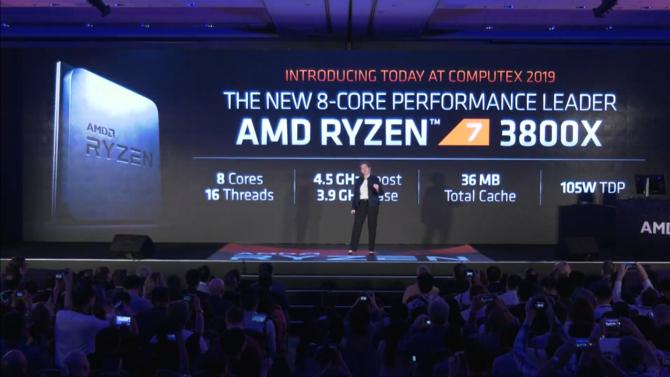 AMD Ryzen 9 3900X oficjalnie - 12 rdzeni i 24 wątki w cenie 499 USD [8]