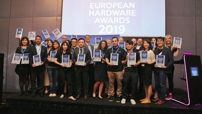 Ogłoszono zwycięzców European Hardware Awards 2019! [nc2]