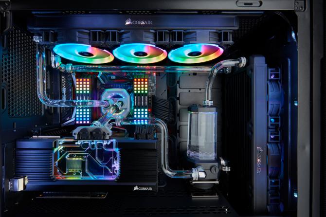 Corsair Hydro X: Premiera nowych produktów układu chłodzenia [1]