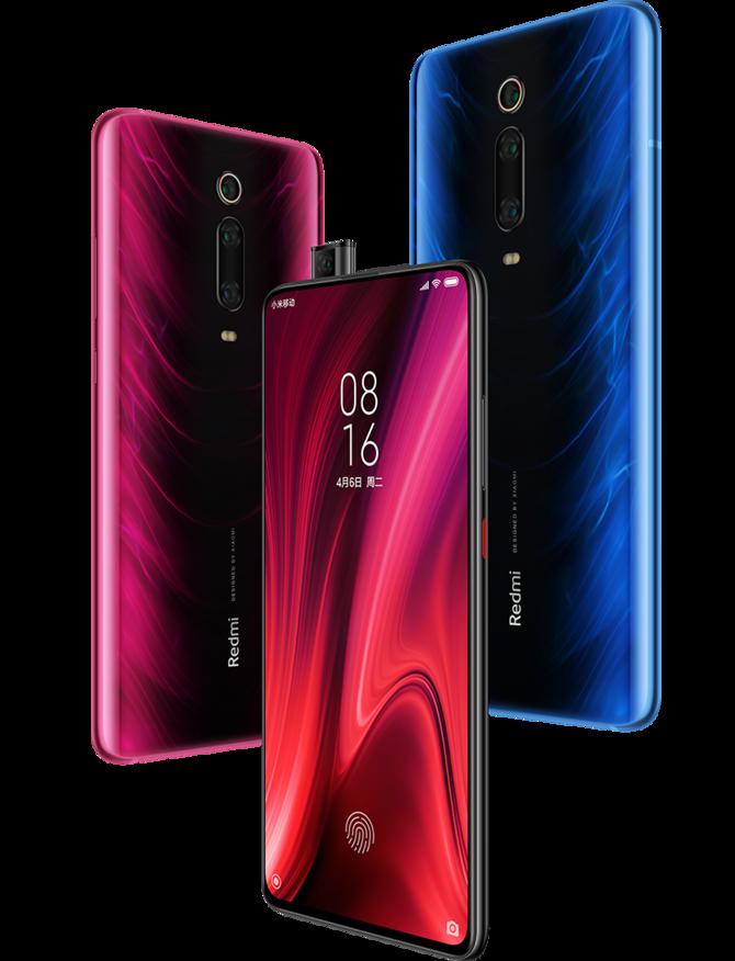 Redmi K20 - nowa, flagowa seria wydajnych smartfonów od Xiaomi [3]