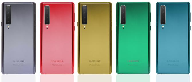 Samsung Galaxy Note 10 - wszystko co wiemy o nowym smartfonie [4]