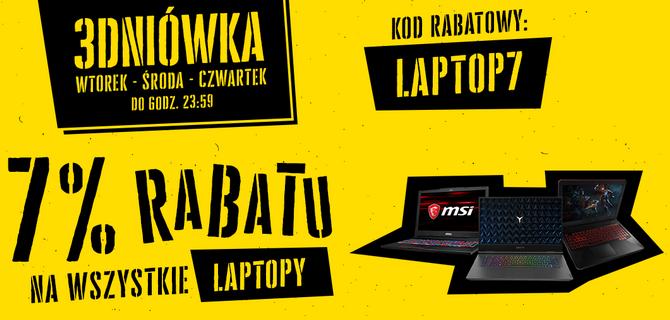 Tańsze laptopy gamingowe MSI, Lenovo, Smart7 w sklepie Xtreem [8]