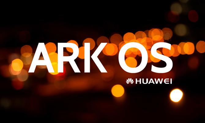 Ark OS zamiast Androida. Są patentowe screeny systemu Huawei [1]