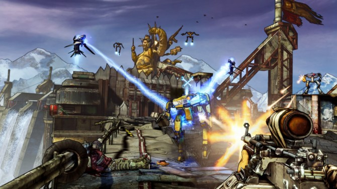 Plotka: wkrótce otrzymamy nowe DLC do Borderlands 2 [2]