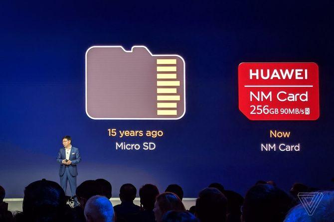 Huawei wraca do SD Association i może korzystać z kart microSD [1]