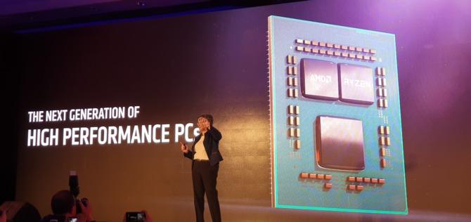 AMD Ryzen 3000 - podkręcanie i... model specjalny na rok 2020? [1]