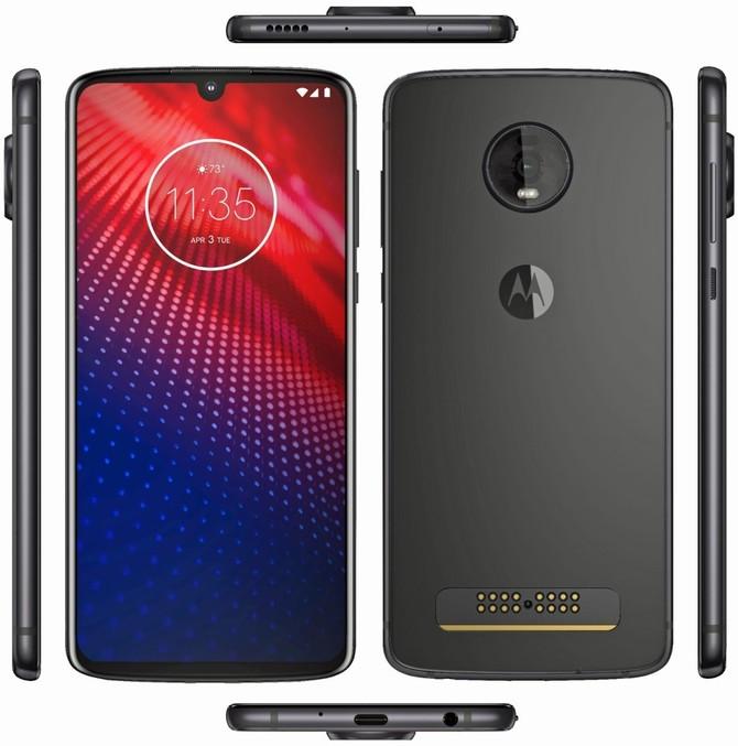 Motorola Moto Z4 - premiera średniaka z najwyższej półki [1]