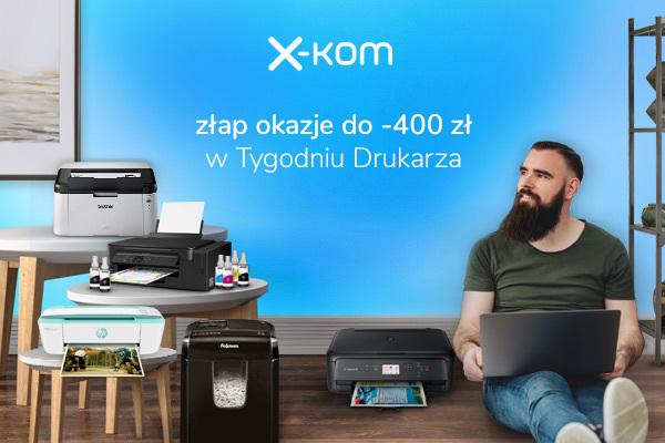 Tańsze dyski SSD, pamięci RAM, pendrive i karty pamięci w x-kom [2]