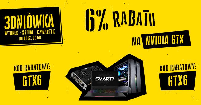 Promocja na GeForce GTX - tańsze karty graficzne, laptopy i pecety [1]