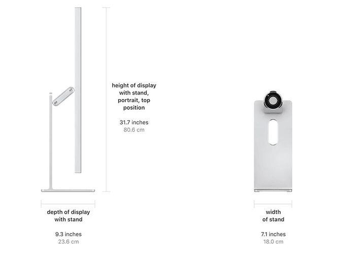 Apple chce 1000 dolarów za niezbędną podstawę do monitora [2]
