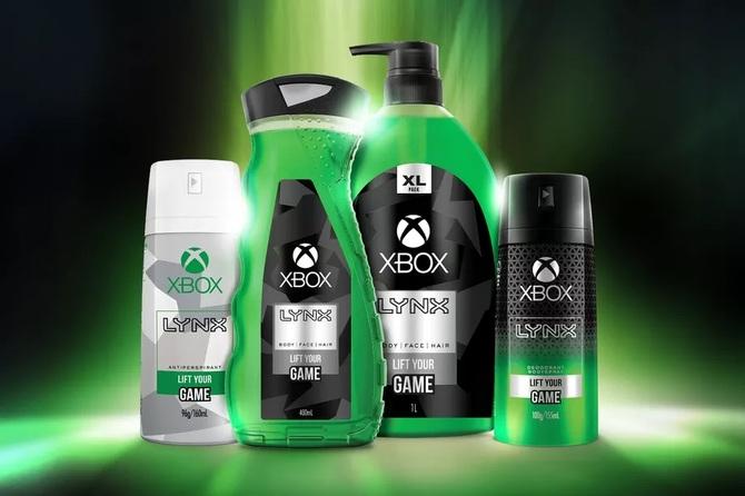 Microsoft zapowiedział linię kosmetyków o zapachu konsoli Xbox [2]