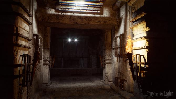 Stay in the Light - horror z widokiem FPP i obsługą ray tracing [1]