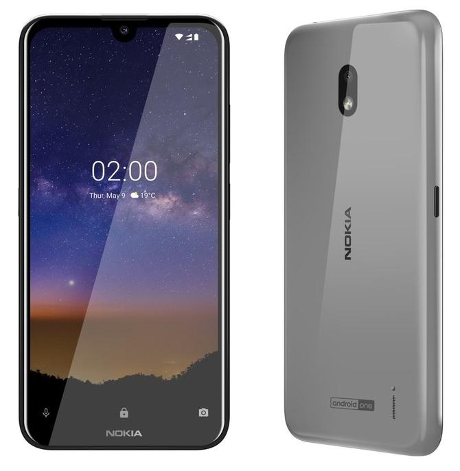 Nokia 2.2 - premiera taniego smartfona z czystym Androidem [1]