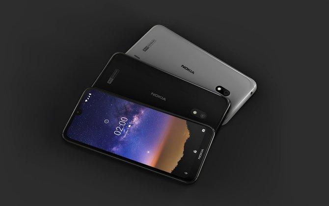 Nokia 2.2 - premiera taniego smartfona z czystym Androidem [2]