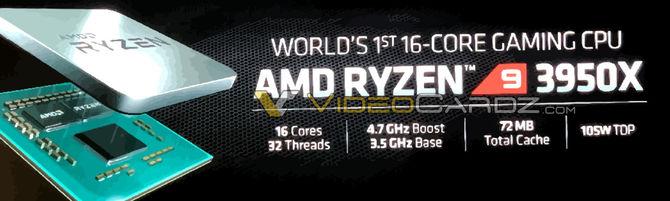 AMD Ryzen 9 3950X - 16-rdzeniowy i 32-wątkowy procesor [2]