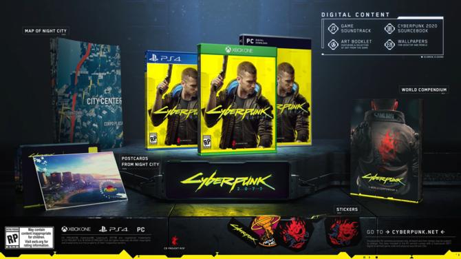 Cyberpunk 2077 - nowy trailer, zapowiedź oraz data premiery gry [7]