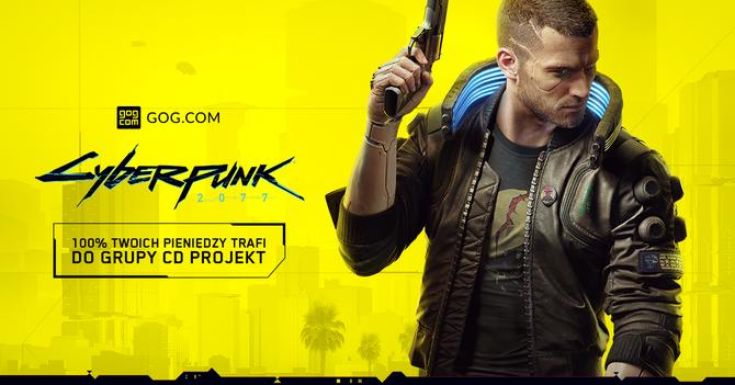 Cyberpunk 2077 - GOG oferuje edycję specjalną i pakiet z Wiedźminem [1]