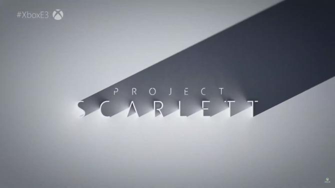 Xbox Scarlett - konsola nowej generacji z AMD Zen 2 oraz NAVI [1]