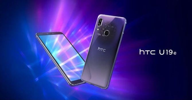 HTC U19e - ciekawy i (jak zwykle) drogi średniak od Tajwańczyków [3]