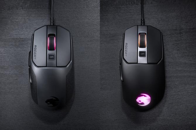 ROCCAT Kain AIMO - Trzy nowe myszy dla graczy  [1]
