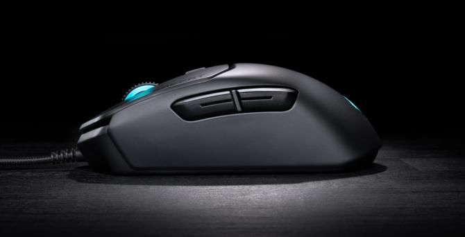 ROCCAT Kain AIMO - Trzy nowe myszy dla graczy  [2]