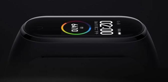 Xiaomi Mi Band 4: Popularna opaska w kolejnej, kolorowej odsłonie [2]