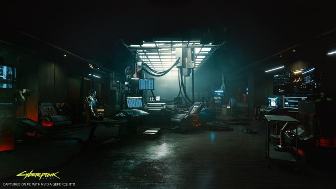 Cyberpunk 2077 ze wsparciem dla Ray Tracingu w dniu premiery [nc1]