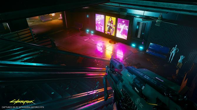 Cyberpunk 2077 ze wsparciem dla Ray Tracingu w dniu premiery [nc2]