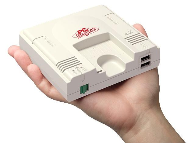 Konami zapowiada reedycję konsoli PC Engine/TurboGrafx-16 [5]