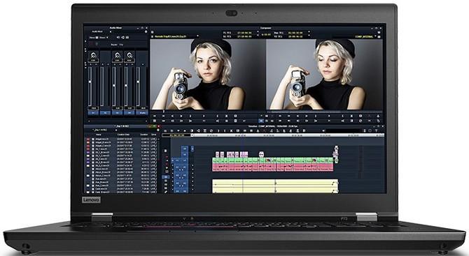 Lenovo ThinkPad P53 i P73 z kartami NVIDIA Quadro RTX 5000 [1]