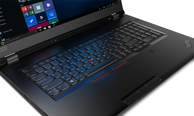Lenovo ThinkPad P53 i P73 z kartami NVIDIA Quadro RTX 5000 [3]