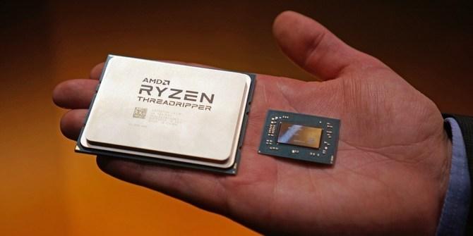 AMD może szykować 64 rdzeniowy procesor  Ryzen Threadripper  [1]